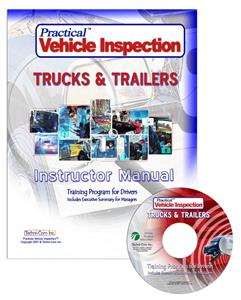 Practical Vehicle Inspection Training Package for Drivers