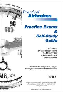 Practical Airbrakes. Practice Exams & Self-Study Guide
