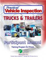 Picture of Practical Vehicle Inspection Participant Manual