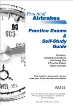Picture of Practical Airbrakes. Practice Exams & Self-Study Guide