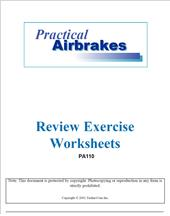 Picture of Practical Airbrakes. Review Exercise Worksheets